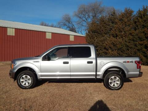 2020 Ford F-150 for sale at Wheels Unlimited in Smith Center KS