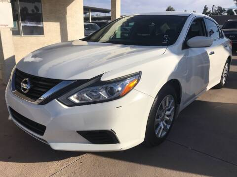 2016 Nissan Altima for sale at Town and Country Motors in Mesa AZ