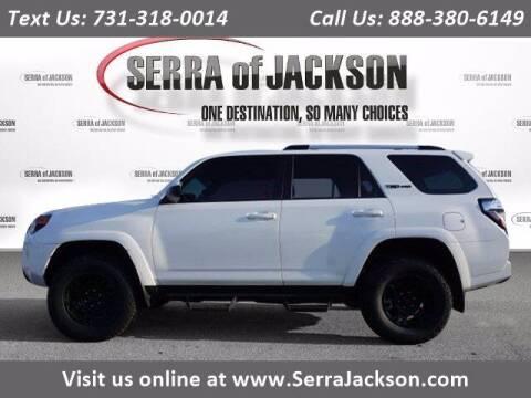 2018 Toyota 4Runner for sale at Serra Of Jackson in Jackson TN