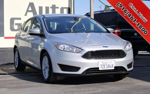2017 Ford Focus for sale at H1 Auto Group in Sacramento CA