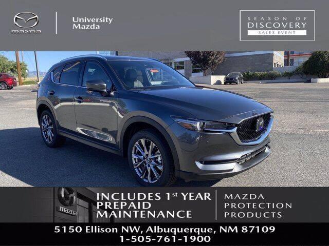 2021 Mazda CX-5 for sale in Albuquerque, NM