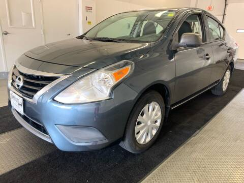 2015 Nissan Versa for sale at TOWNE AUTO BROKERS in Virginia Beach VA