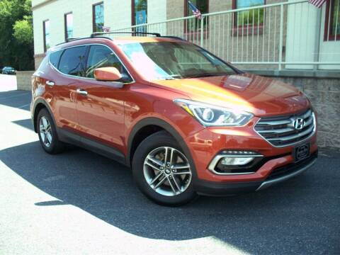 2017 Hyundai Santa Fe Sport for sale at CONESTOGA MOTORS in Ephrata PA
