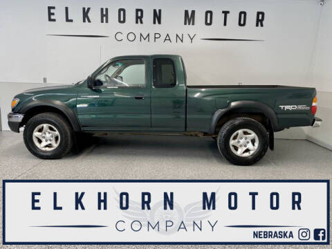2003 Toyota Tacoma for sale at Elkhorn Motor Company in Waterloo NE