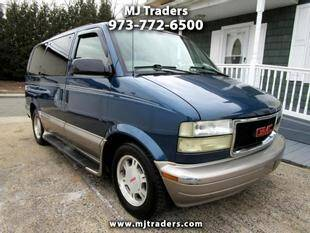 2003 GMC Safari for sale at M J Traders Ltd. in Garfield NJ