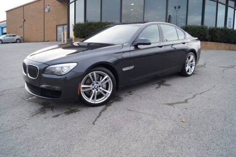 2015 BMW 7 Series for sale at Next Ride Motors in Nashville TN