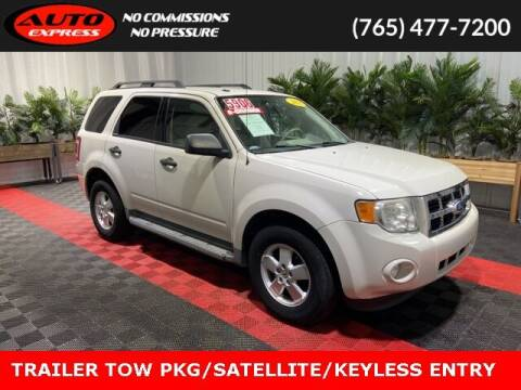 2011 Ford Escape for sale at Auto Express in Lafayette IN