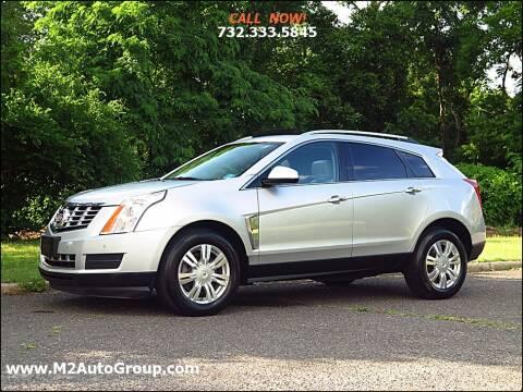 2013 Cadillac SRX for sale at M2 Auto Group Llc. EAST BRUNSWICK in East Brunswick NJ