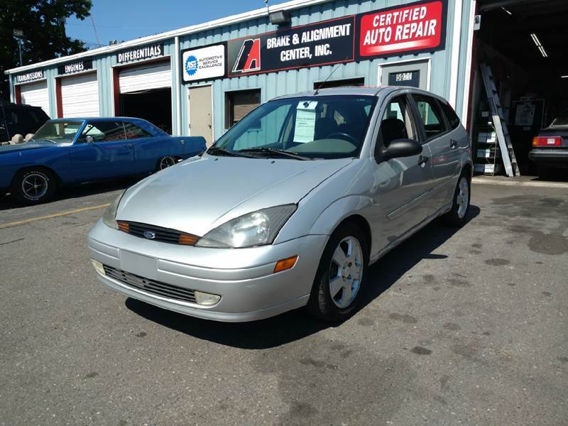 2003 Ford Focus for sale at B & A Automotive Sales in Charlotte NC