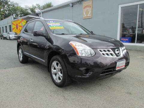 2011 Nissan Rogue for sale at Omega Auto & Truck Center, Inc. in Salem MA