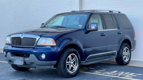 2004 Lincoln Aviator for sale at Carland Auto Sales INC. in Portsmouth VA