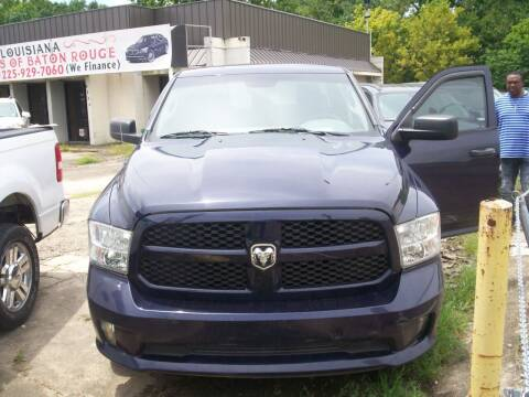2013 RAM Ram Pickup 1500 for sale at Louisiana Imports in Baton Rouge LA
