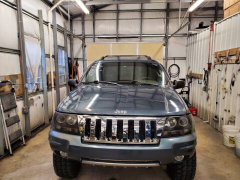 2004 Jeep Grand Cherokee for sale at DISCOUNT AUTO SALES in Johnson City TN