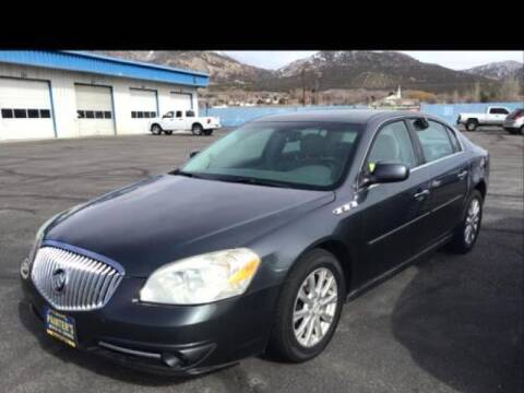 2011 Buick Lucerne for sale at Painter's Mitsubishi in Saint George UT