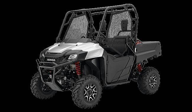 2021 Honda Pioneer700 Deluxe coming soon for sale at Honda West in Dickinson ND