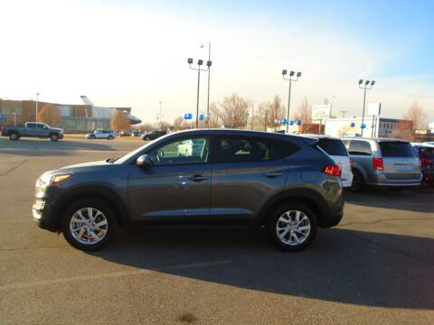 2019 Hyundai Tucson for sale at Smart Buy Auto Sales in Ogden UT