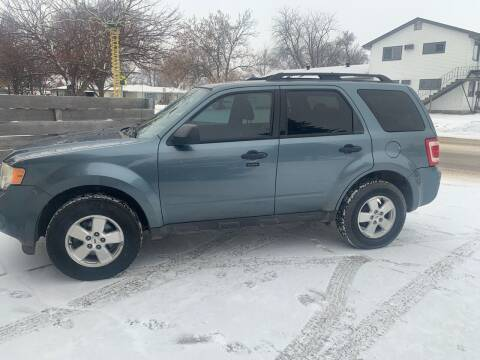 2010 Ford Escape for sale at TRUCK & AUTO SALVAGE in Valley City ND