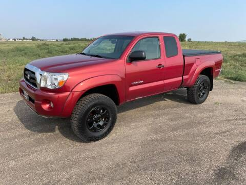 2006 Toyota Tacoma for sale at BISMAN AUTOWORX INC in Bismarck ND