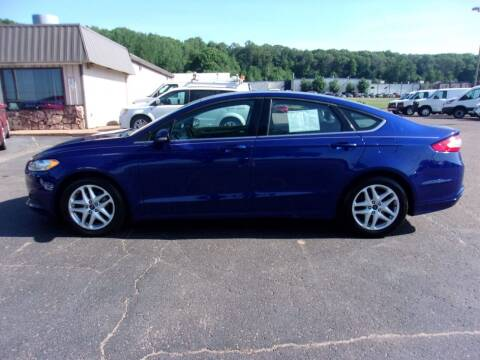 2016 Ford Fusion for sale at Welkes Auto Sales & Service in Eau Claire WI
