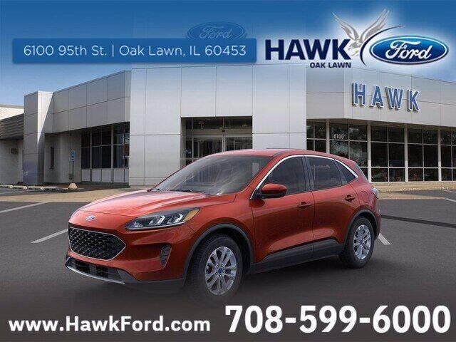 2021 Ford Escape for sale in Oak Lawn, IL