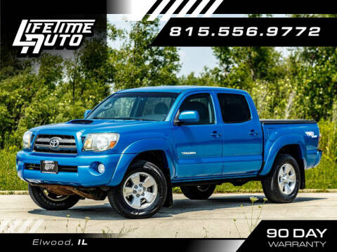 2010 Toyota Tacoma for sale at Lifetime Auto in Elwood IL