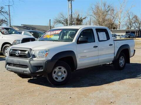 2014 Toyota Tacoma for sale at Auto Bankruptcy Loans in Chickasha OK