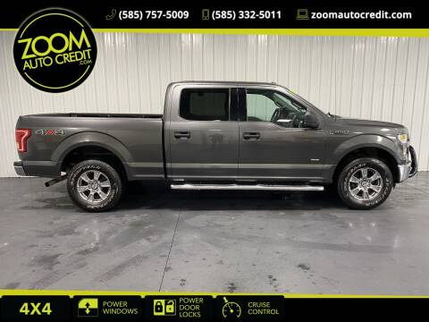 2015 Ford F-150 for sale at ZoomAutoCredit.com in Elba NY