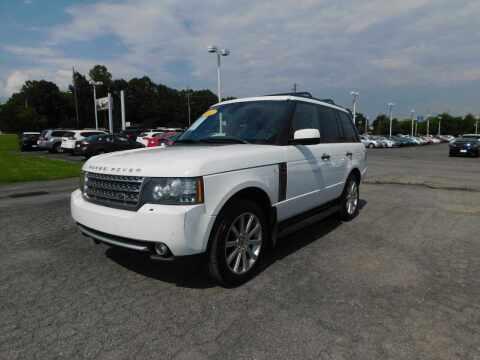 2011 Land Rover Range Rover for sale at Paniagua Auto Mall in Dalton GA