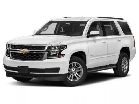 2019 Chevrolet Tahoe for sale at NEWARK CHRYSLER JEEP DODGE in Newark DE
