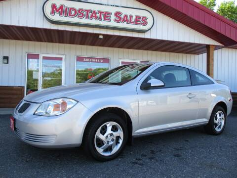 2008 Pontiac G5 for sale at Midstate Sales in Foley MN