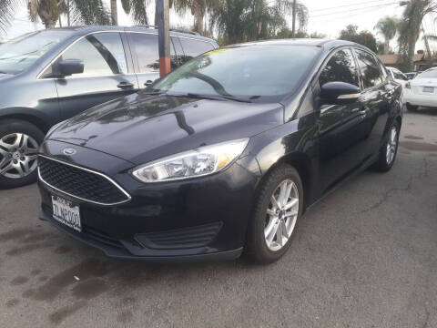 2015 Ford Focus for sale at Alliance Auto Group Inc in Fullerton CA