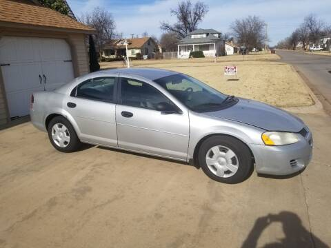 2004 Dodge Stratus for sale at Eastern Motors in Altus OK