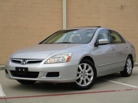 2007 Honda Accord for sale at Executive Motor Group in Houston TX
