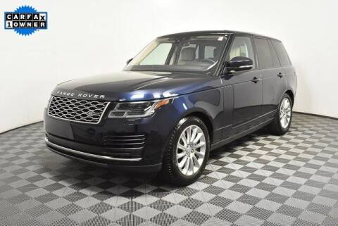 2018 Land Rover Range Rover for sale at Southern Auto Solutions - Georgia Car Finder - Southern Auto Solutions-Jim Ellis Volkswagen Atlan in Marietta GA