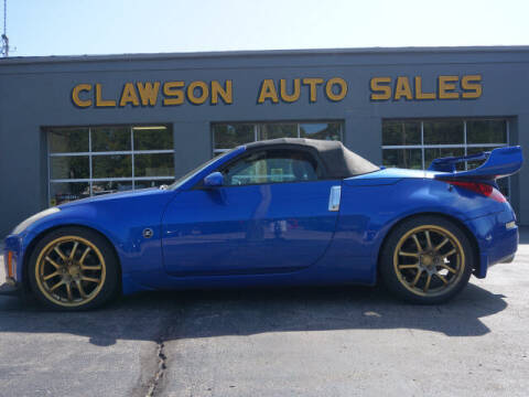 2004 Nissan 350Z for sale at Clawson Auto Sales in Clawson MI