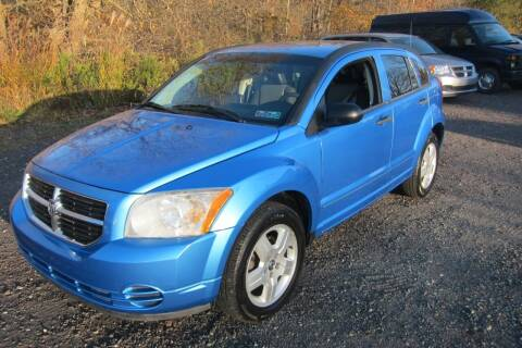 2008 Dodge Caliber for sale at K & R Auto Sales,Inc in Quakertown PA