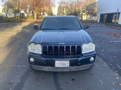 2007 Jeep Grand Cherokee for sale at Sanchez Auto Sales in Newark CA