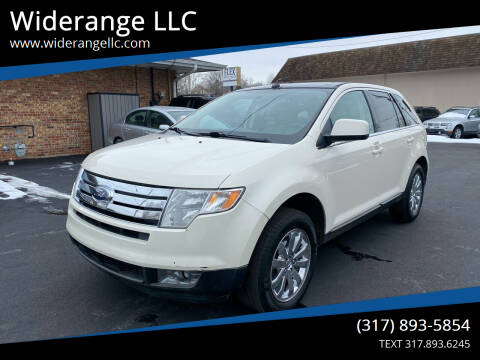2008 Ford Edge for sale at Widerange LLC in Greenwood IN