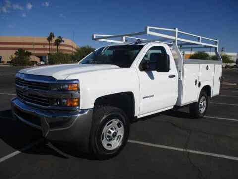 2015 Chevrolet Silverado 2500HD for sale at Corporate Auto Wholesale in Phoenix AZ