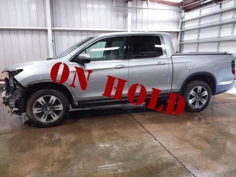 2017 Honda Ridgeline for sale at East Coast Auto Source Inc. in Bedford VA