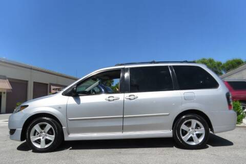 2005 Mazda MPV for sale at Love's Auto Group in Boynton Beach FL