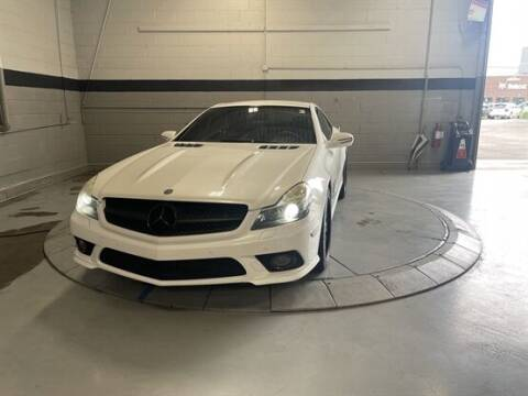 2009 Mercedes-Benz SL-Class for sale at Luxury Car Outlet in West Chicago IL