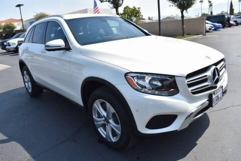 2018 Mercedes-Benz GLC for sale at DIAMOND VALLEY HONDA in Hemet CA