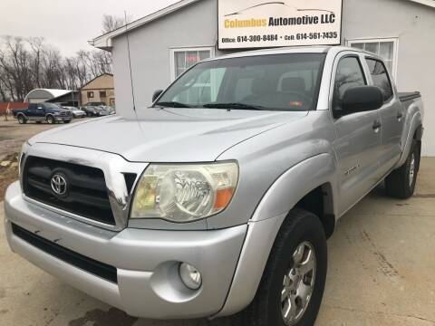 2007 Toyota Tacoma for sale at COLUMBUS AUTOMOTIVE in Reynoldsburg OH