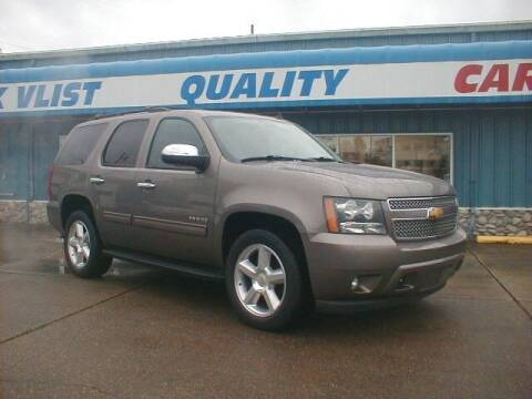 2013 Chevrolet Tahoe for sale at Dick Vlist Motors, Inc. in Port Orchard WA