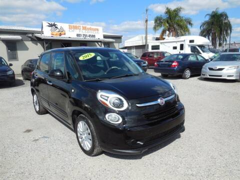 2014 FIAT 500L for sale at DMC Motors of Florida in Orlando FL