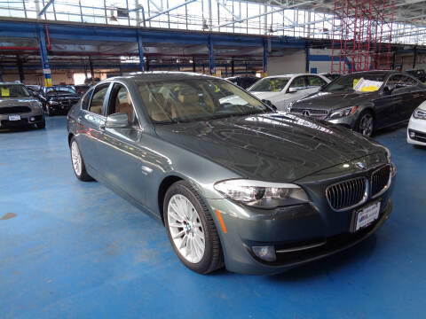 2011 BMW 5 Series for sale at VML Motors LLC in Teterboro NJ