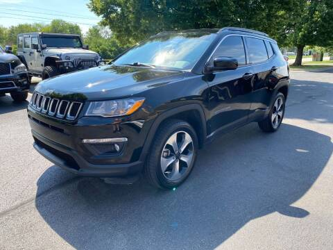 2017 Jeep Compass for sale at VK Auto Imports in Wheeling IL