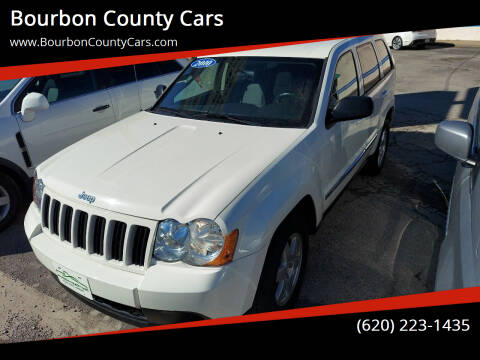 2010 Jeep Grand Cherokee for sale at Bourbon County Cars in Fort Scott KS