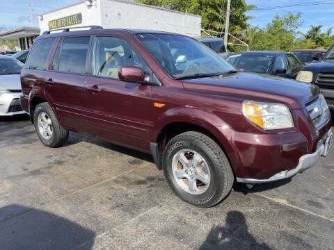 2008 Honda Pilot for sale at Mike Auto Sales in West Palm Beach FL